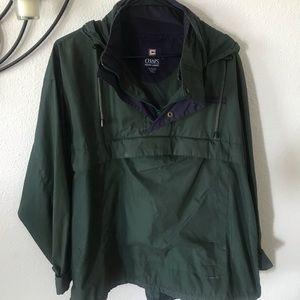 CHAPS Polo Ralph Lauren Rain jacket. Size large.